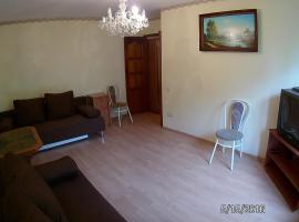 Apartment on Letnaya 27, Mytishchi