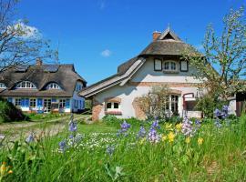 Ferienhaus unterm Reetdach, Ostseebad Sellin