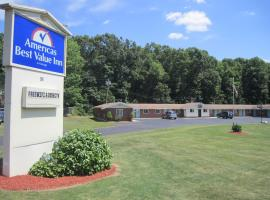 Americas Best Value Inn Middlefield, Middlefield