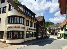 Landhotel Alte Aue, Altenau
