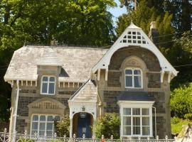 Broneirion Lodge, Llandinam