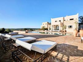Maison D'hôtes & SPA Villa Océane, Essaouira
