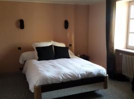 Hotel Bouloc, Gabriac