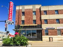 Stettler Hotel, Stettler