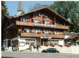 Guest House Bellerive, Faulensee