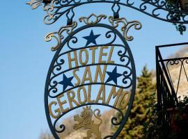 Hotel San Gerolamo, Vercurago
