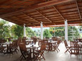 Hotel Campestre Cerro Dorado, Mariquita