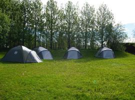 Campsite Selfoss, Selfoss