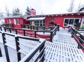 Montañita Lodge, Farellones