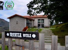 Arantza Hotela, Arantza