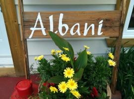 Chez Monsieur Albani, 格安德斯波根諾斯