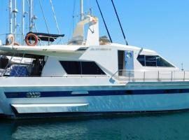 60ft Motor Yacht in Gibraltar, Gibraltar