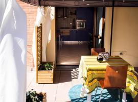 L'appartamento del musicista, Sassuolo