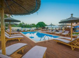Christy's Beach Villas, Tsilivi