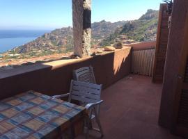 appartamento carla con vista mare, Costa Paradiso