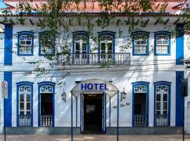 Vitoria Palace Hotel, Lavras
