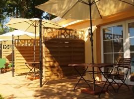 Strandhotel Vier Jahreszeiten Buckow, Buckow