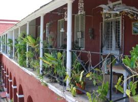 Charming Old World Apartment, Bridgetown