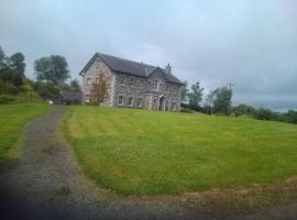 Stone house on a hill, Dundalk