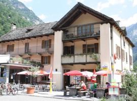 Ristorante Alpino, Sonogno
