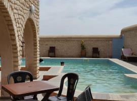Villa de charme Essaouira, Szavíra