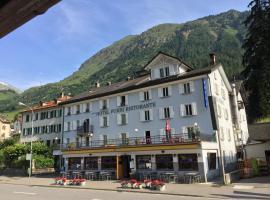 Hotel Forni, Airolo