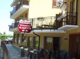 Albergo Magenta, Bognanco