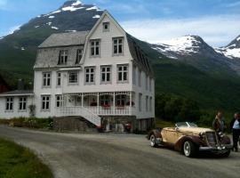 Villa Norangdal, Hellesylt