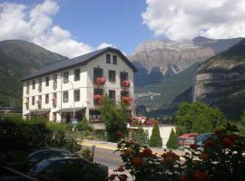 Hotel Bellavista Ordesa, Torla