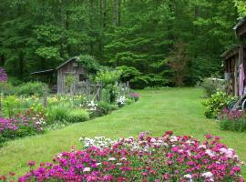 Garden of Eden Cabins, Cosby