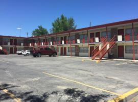 Towne Center Motel, Mountain Home