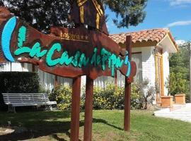 Hosteria Casa de Pipa, Mina Clavero