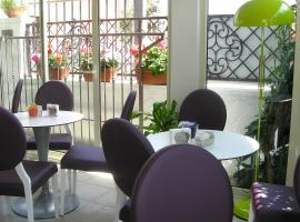 Olive Garden & Petite Maison, Posada
