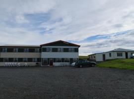 Hvoll Guesthouse, Kirkjubæjarklaustur