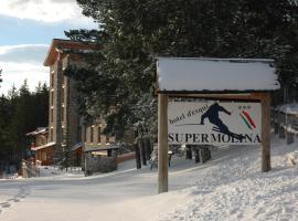 Hotel Supermolina, La Molina Alp