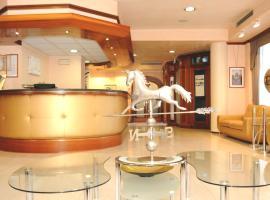 Hotel Mondial, Marghera