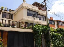 Hostal Casa Buen Vivir, Quito
