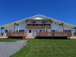 Hunter's Mountain Chalets, Baddeck
