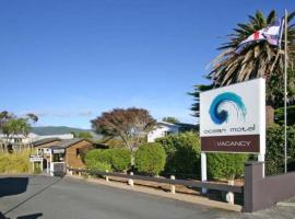 Ocean Motel, Paraparaumu Beach