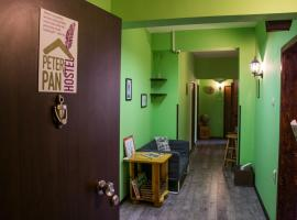Peter Pan Hostel, Sofia