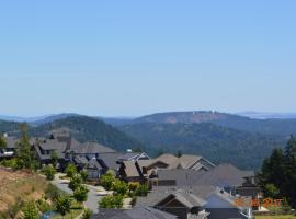 Mt Baker and Ocean Views on BM, Victoria