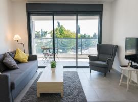 Modern apartment in Tel-Aviv, Tel Aviv