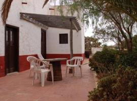 Casa Las Portadas, La Oliva