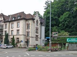 Hotel Promenade, Schaffhausen