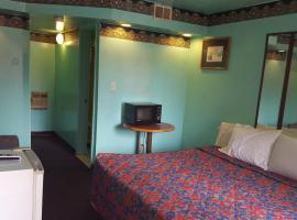 Mona Lisa Motel, Inkster