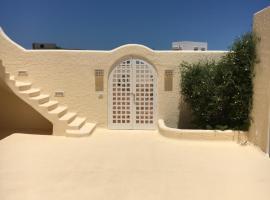 Villa Saba, Sidi el Moujahed