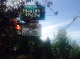 Highland Inn, Osoyoos