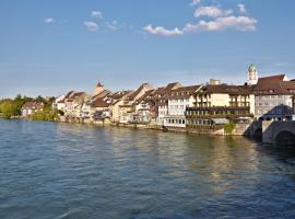 Hotel Schiff am Rhein, Rheinfelden