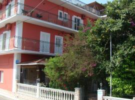 Dionisis Apartments, Agia Efimia