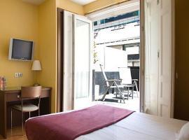 Hostal Astoria, Madridas